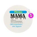 Firma MAMA GmbH - Mousepad rund mit...