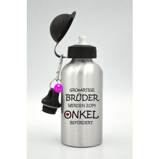 - GRIOßARTIGE BRÜDER - Emaille-Tassen Lustige Tasse Geschenk Liebe Büro Kaffeebecher