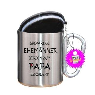 - EHEMÄNNER -Tasse mit Spruch_Edelstahlbecher_Sprüche_Motive_Liebe
