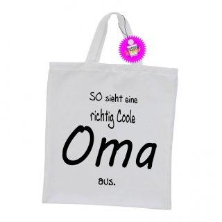 - OMA - Einkaufstasche Sprüche Witzige Lustige Bedruckt