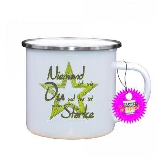 - deine Stärke -Tassen Spruch Lustige Tasse Geschenk Kaffeebecher Liebe Witzig