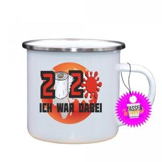 - ICH WAR DABEI -Tassen Spruch Lustige Tasse Geschenk Kaffeebecher Liebe Witzig