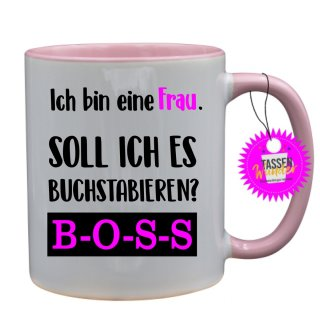Pink voll